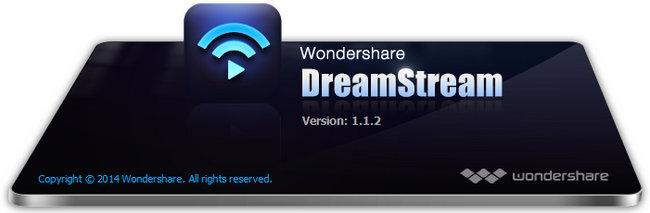 Wondershare DreamStream 2.1.0.5 無線享受全高清電影和音樂智慧電視