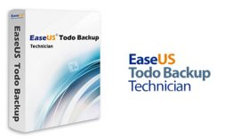 【Windows作業系統備份與還原】EaseUS Todo Backup Technician v11.5.0.0 正式版(評鑑)