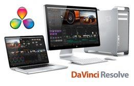 【視訊影片剪接編輯】達芬奇調色 DaVinci Resolve Studio v15.2.2.7 中文版