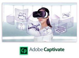 【螢幕錄製軟體】Adobe Captivate 2019 模擬、演示、基於場景的培訓和測驗(評鑑)