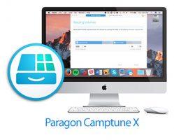 【MacOSX軟體】Paragon Camptune X v10.13.433 使您的Boot Camp Windows分區可以自由調整大小